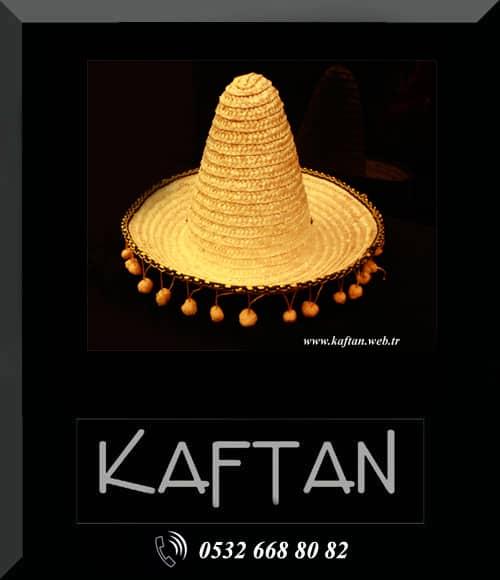 Çocuk Meksika şapkası