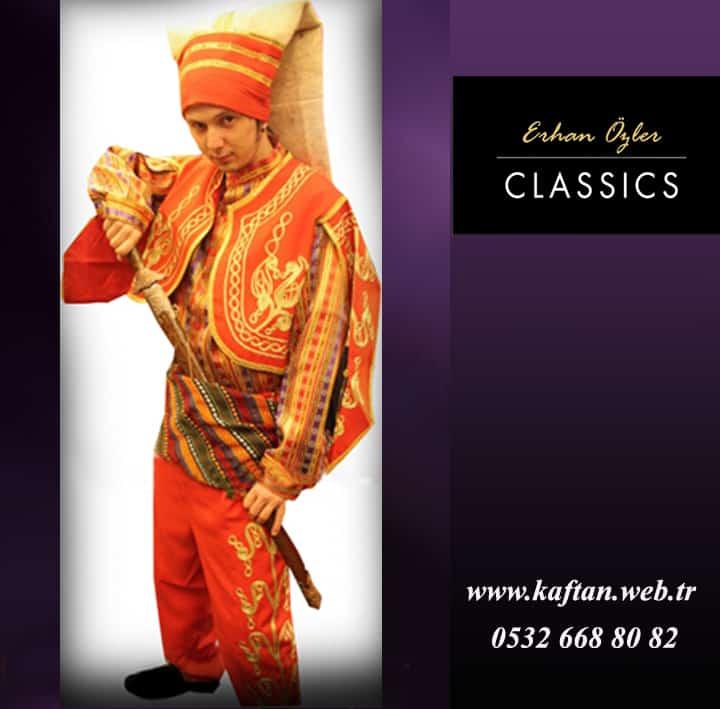 Yeniçeri elbisesi - 1 - Erhan Kaftan & Bindallı