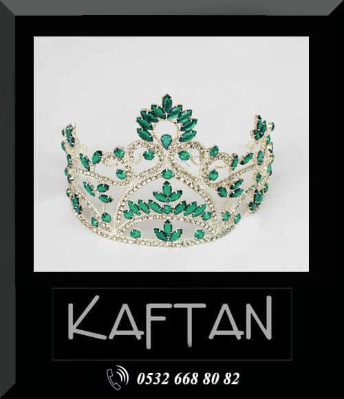 Hatice Sultan Kaftan tacı
