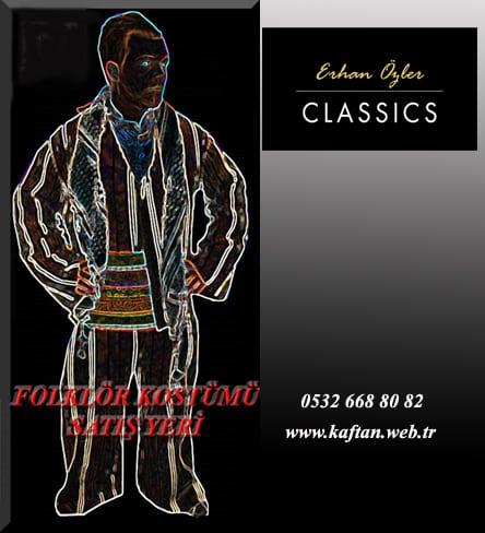 Folklor kostümü kiralık