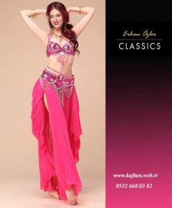 Dans kıyafeti fusya