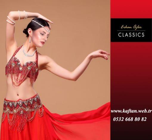 Zigzag modeli dansöz kıyafeti