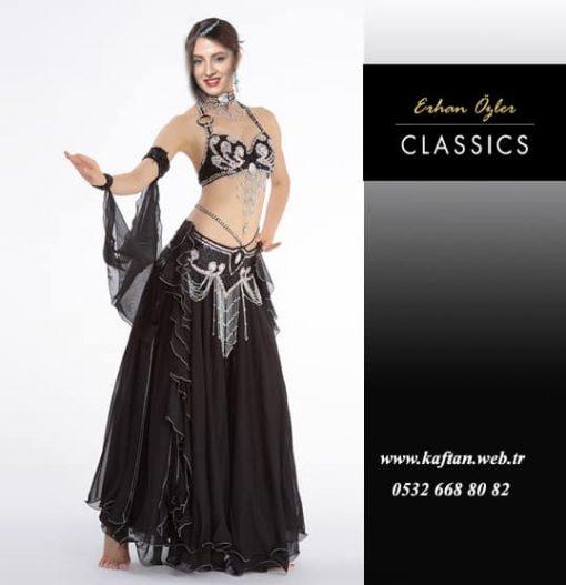 Oryantal kostüm belden ipli