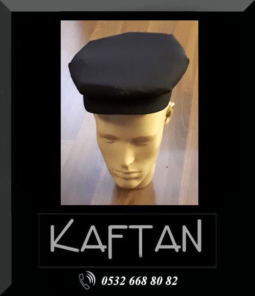 Sekiz köşe kasket Şapka