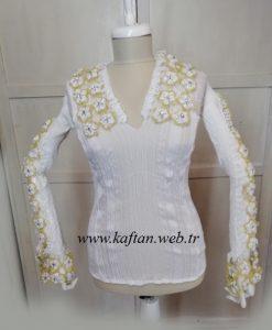 Firkete oyalı Arnavut gömleği