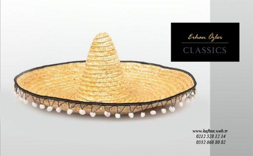 Meksika Şapkası Büyük Boy